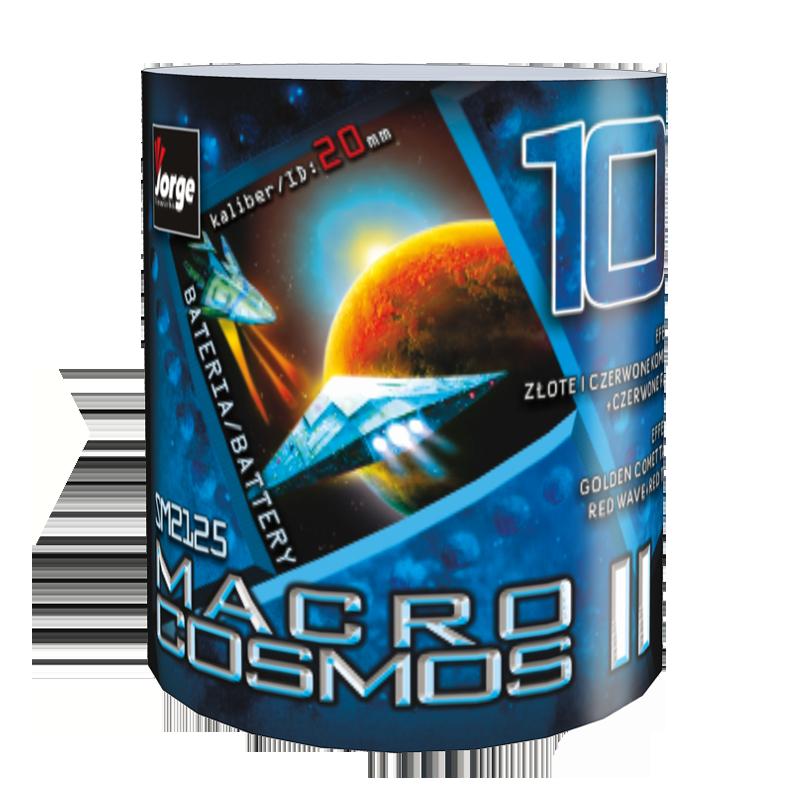SM2125 Macro Cosmos II
