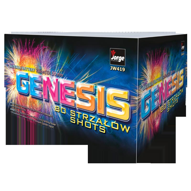 JW419 Genesis