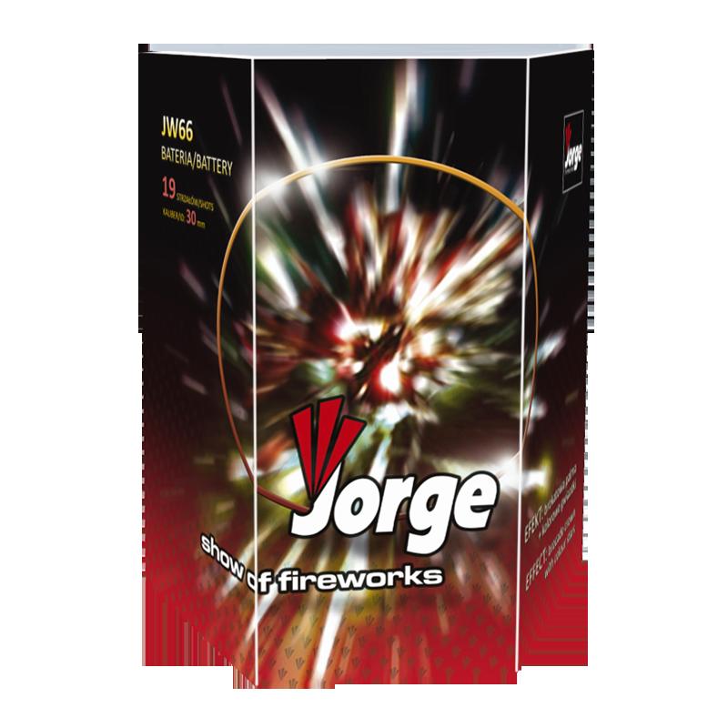 JW66 Show of Fireworks