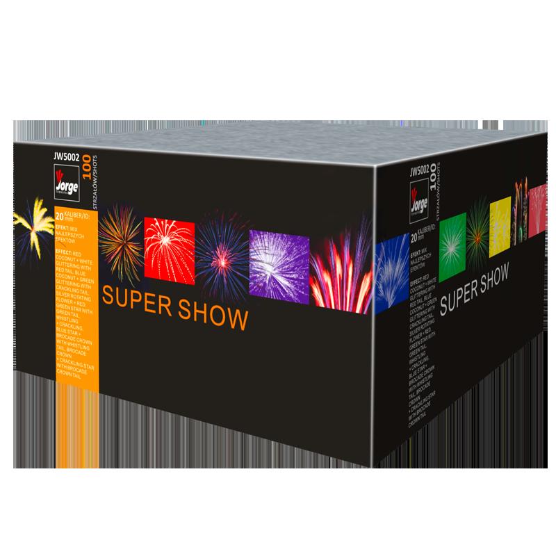JW5002 Super Show